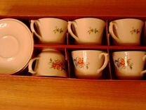 Новый чайный набор и ваза