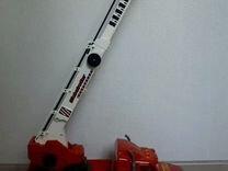 Машина пожарная Wader 60см
