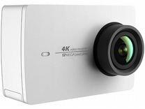 Xiaomi YI 4k экшн камера + комплект