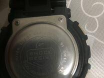 Часы Casio g-shock 2086 b gold