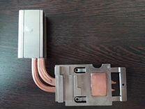 Радиатор процессора. От ноутбука MSI GT 683dx