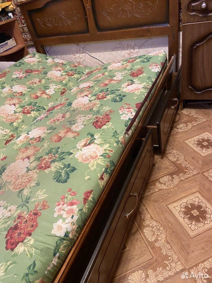 Кровать  89536120672 купить 1
