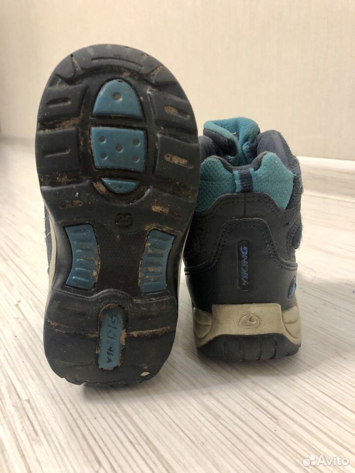 Зимние ботинки Viking, размер 25 89108170513 купить 3