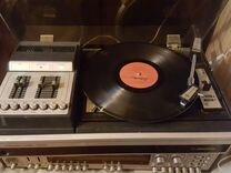 Проигрыватель винила Мелодия 103м stereo
