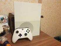Xbox One s 500GB + подписки