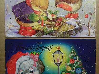 Издательство палетти открытки