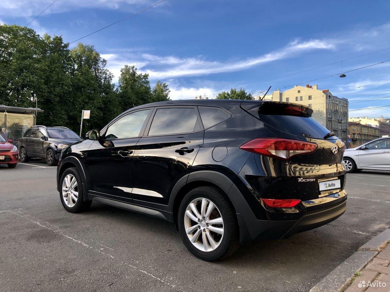 Hyundai Tucson, 2016  89219134967 купить 4