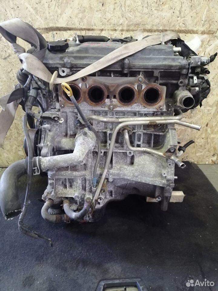 Двигатель 2AZ-FSE Toyota Avensis T25 2.4 D4  89517617426 купить 3