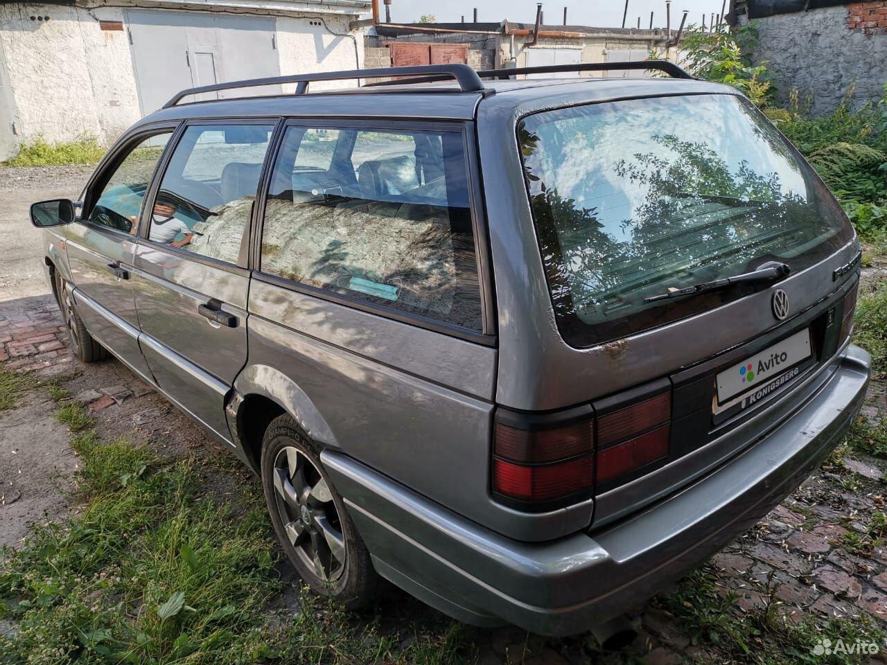 Volkswagen Passat, 1993  89097990885 купить 1