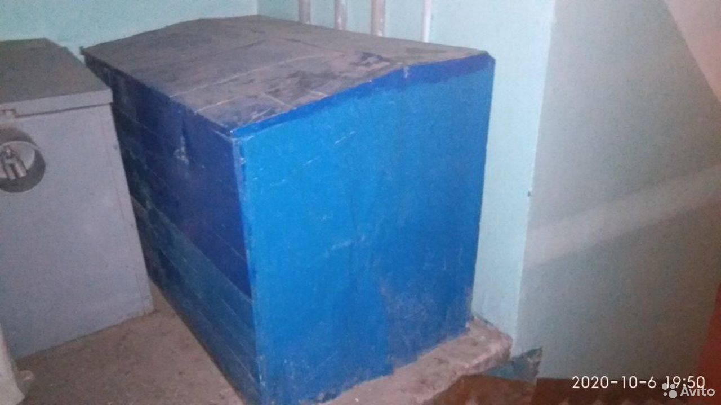 Ларь деревянный за рубль