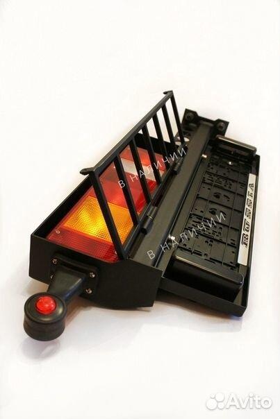 Кронштейны задних фонарей противоподкатный брус  89523983266 купить 1