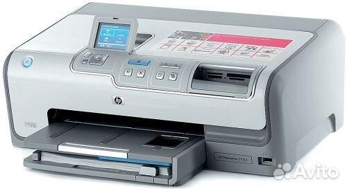 Принтер HP D7163