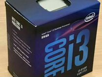 Процессор i3 8100 на гарантии
