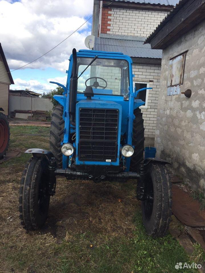 Трактор мтз 80  89066586967 купить 2