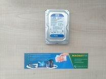 Жёсткий диск WD blue 1TB в идеале — Товары для компьютера в Краснодаре