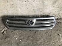 Toyota Highlander 07-13 Решетка радиатора — Запчасти и аксессуары в Екатеринбурге