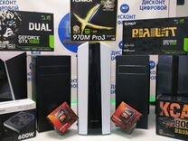 Gaming Компы/FX-8/16G/SSD/GTX1060-6Gb/1070-8Gb