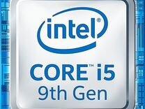 Intel Сore i5-9600k Coffee Lake Tray OEM Box