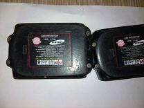 Аккумуляторы для шуруповерта Калибр 18 вольт