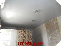 Пожаробезопасные натяжные потолки