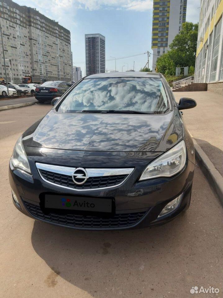 Opel Astra, 2011  89610478404 купить 5