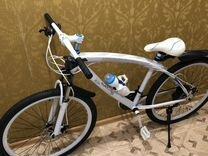 Новый горный взрослый велосипед BMW