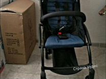 Компактная коляска yoya расширенная комплектация
