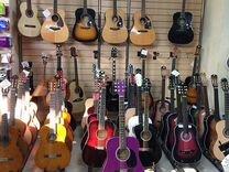 Гитары и гавайские гитары