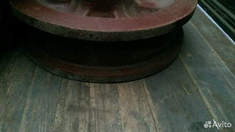 Продам колеса крановые К2Р 450  89194077799 купить 3