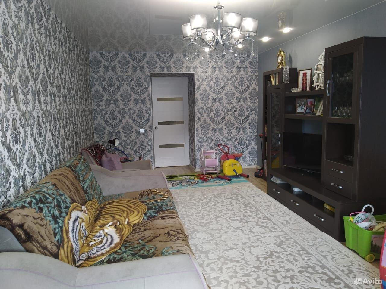 3-к квартира, 88 м², 1/10 эт.