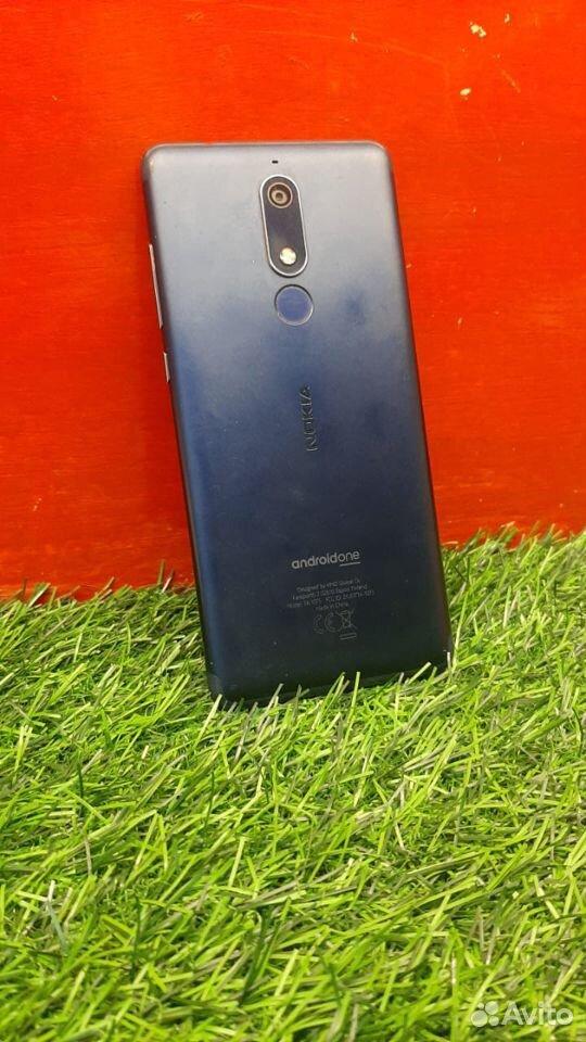 Смартфон Nokia 5.1+