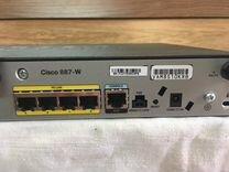 Маршрутизатор Cisco 887W