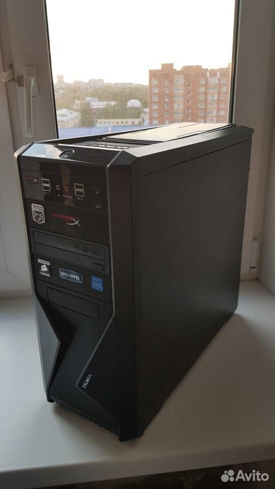 Игровой компьютер i5/RX580/16gb/SSD/HDD  89292000949 купить 1