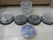 Коробки и тубы для дискет и дисков