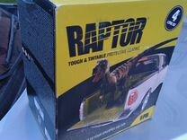Краска raptor 4 литра с отвердителем