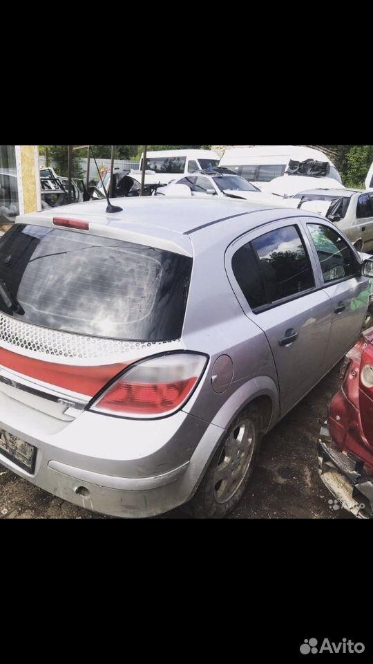 89644905044  Трапеция дворников Opel Astra H с мотором