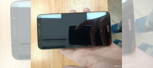 Телефон Huawei Y5 Prime 2018 Black купить в Белгородской области с доставкой | Бытовая электроника | Авито