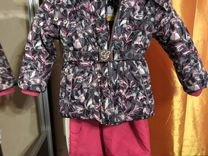 Зимний комплект куртка и штаны Gusti