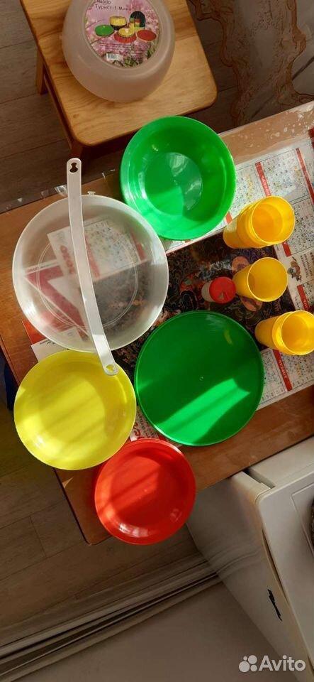 Набор посуды турист-1 мини  89644119808 купить 1