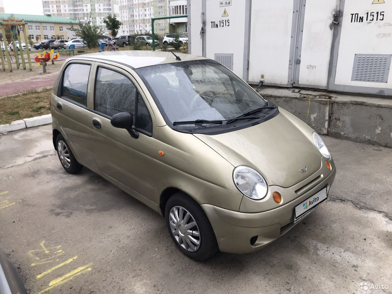 Daewoo Matiz, 2008  89066903227 купить 8