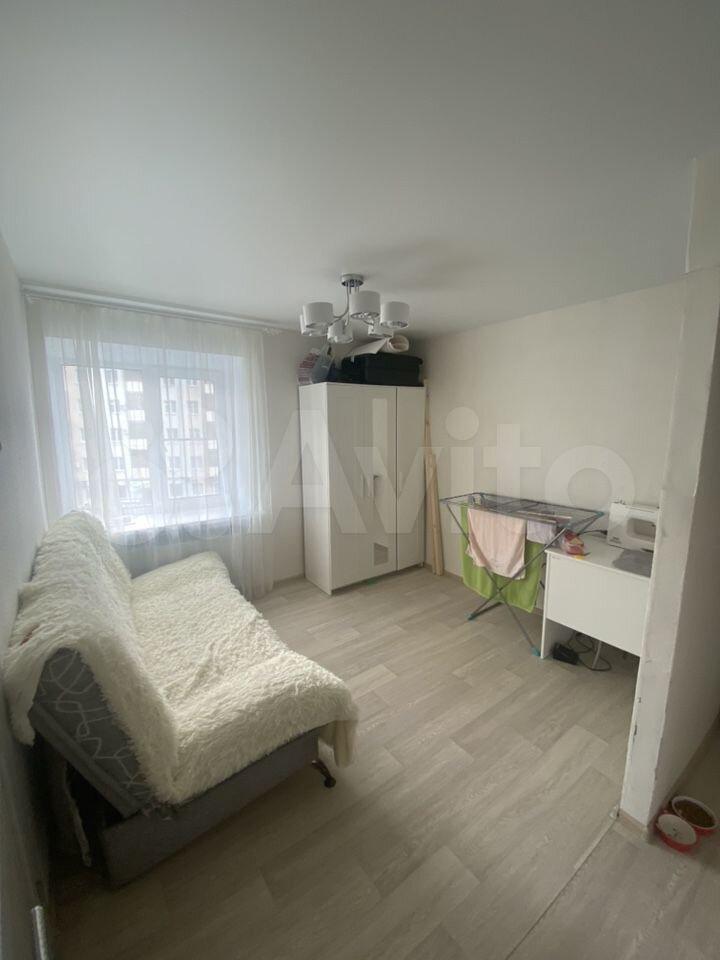 Комната 15 м² в 2-к, 4/5 эт.  89872090051 купить 1