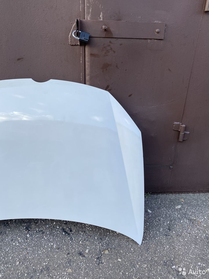 Капот белый Volkswagen Golf 6  89534684247 купить 3