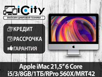 "Моноблок Apple iMac 21,5"" 6 Core MRT42"