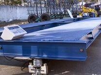 Весы автомобильные 8 метров 40 тонн