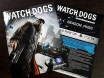 "Игра для PS3 ""Watch Dogs"""