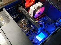 Игровой i5-7500 + GTX1070 + 16gb + SSD240gb — Бытовая электроника в Обнинске
