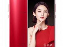 Смартфон Huawei Honor V10 (красный)