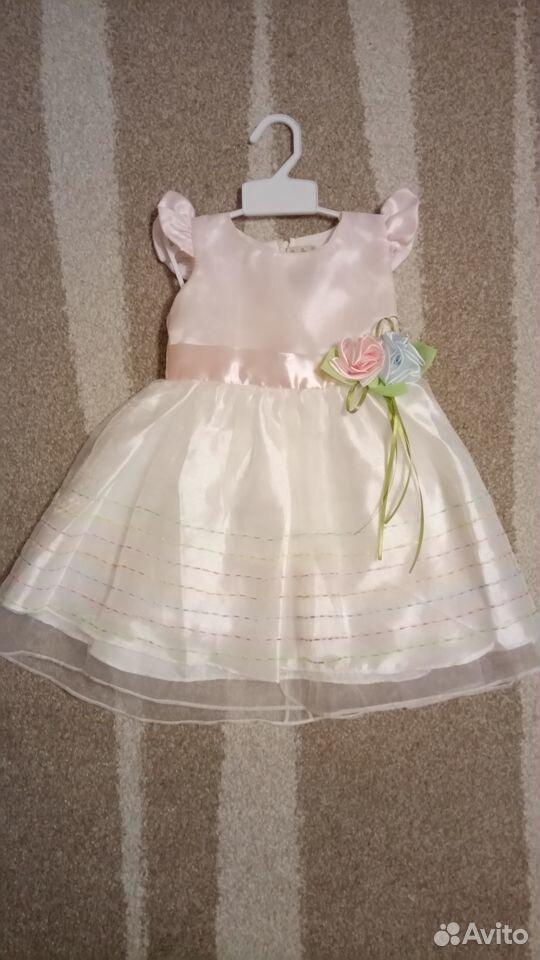 Платье на годик (12-18мес)  89213578617 купить 1