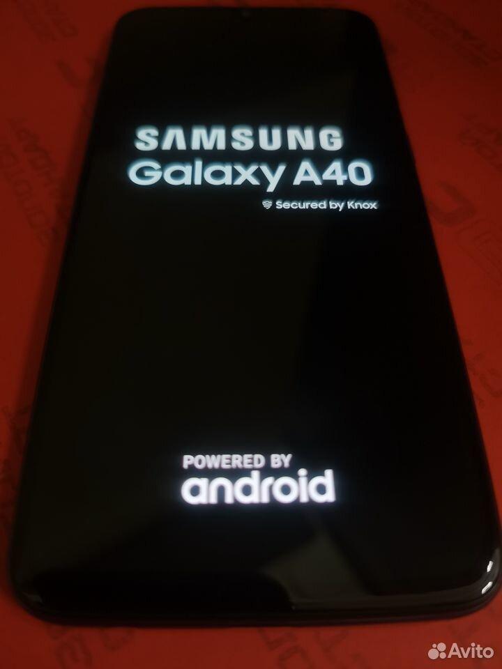 Samsung A40 4/64 (центр)  89093911989 купить 1