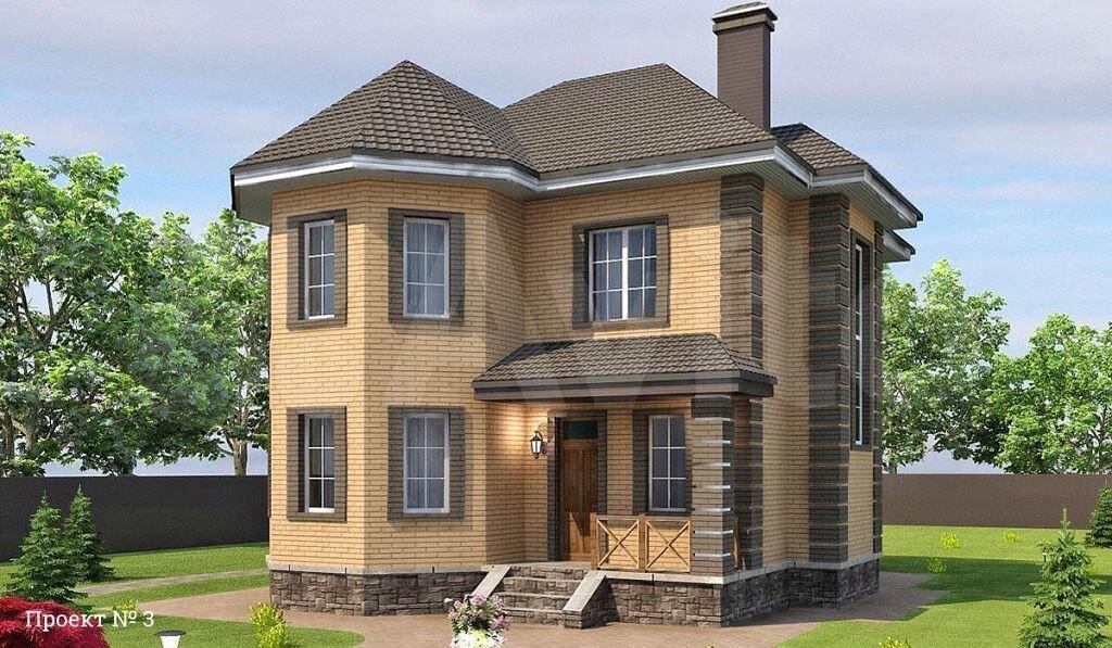 Коттедж 100 м² на участке 4 сот.  89063822711 купить 2